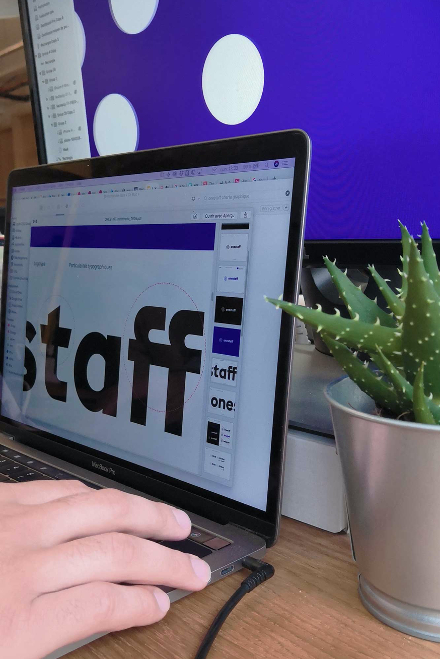 Branding et UI Design